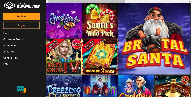 screenshot casinosuperlines